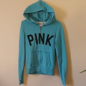 PINK hoodie small